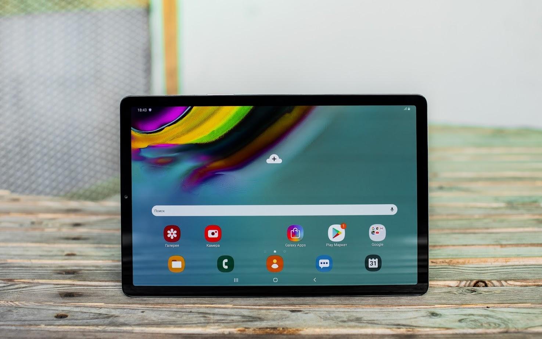 Обзор Samsung Galaxy Tab S5e — сериалостанция или помощник?6