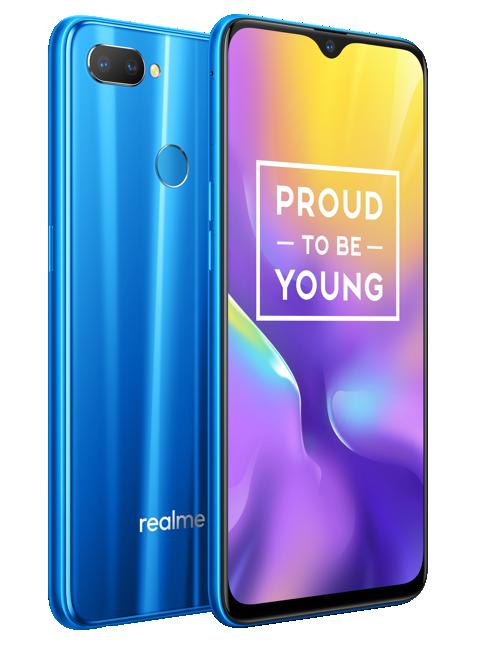 Realme выпустила смартфон с Helio P70 за 170 долларов2