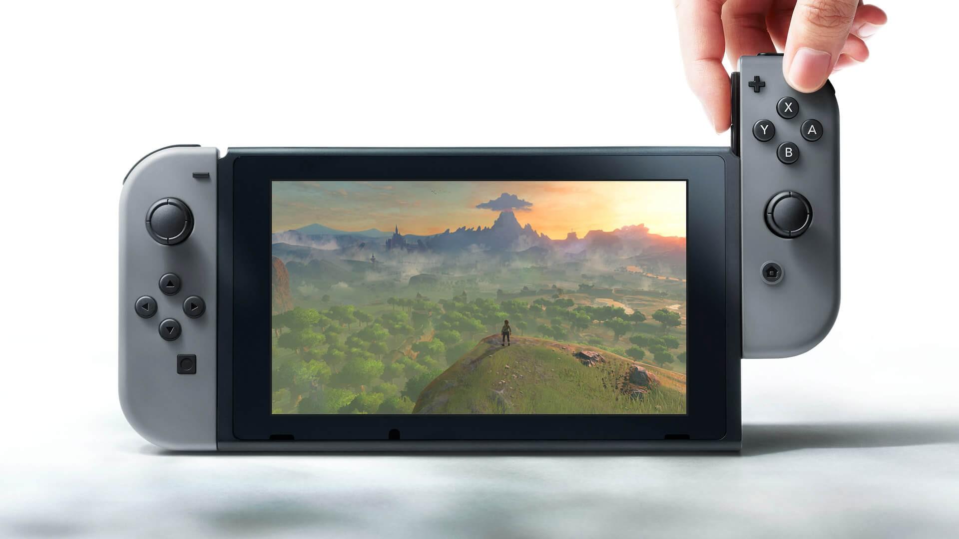 Хакеры запустили Linux на Nintendo Switch