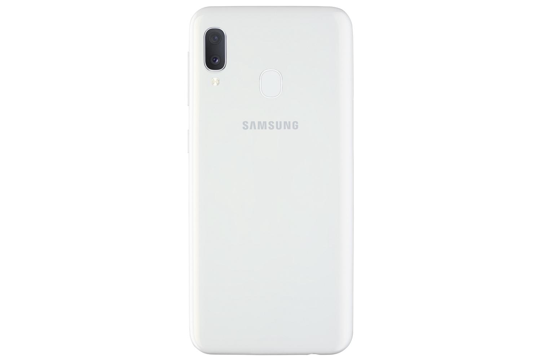 Samsung Galaxy A20e: компактнее и проще3