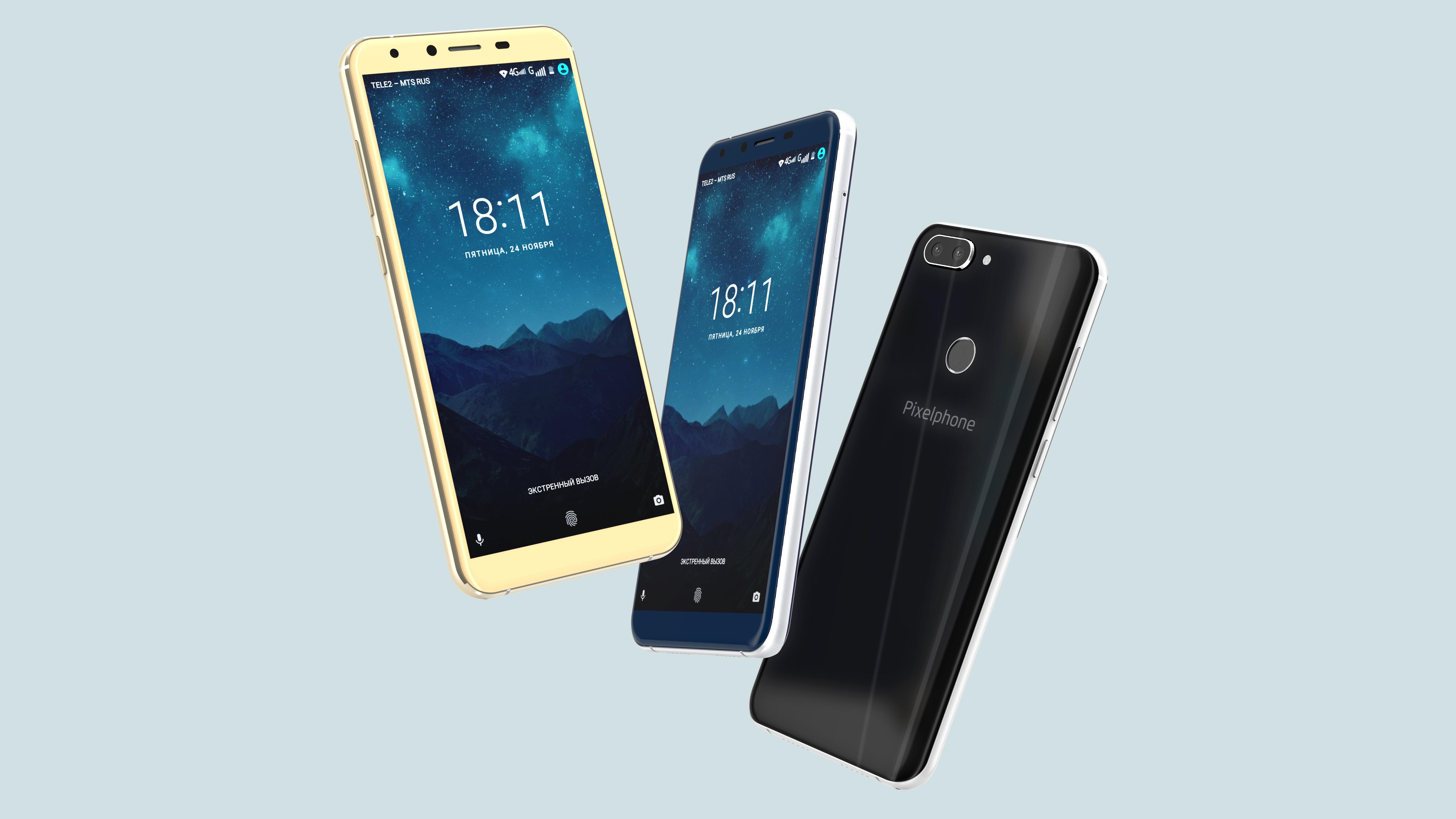 Pixelphone M1 — характеристики и дата начала продаж