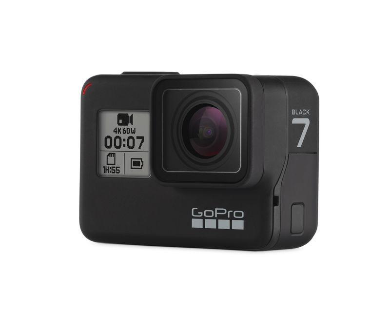 GoPro представила Hero 7 в трёх версиях8