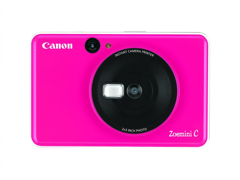 Canon представила камеры с моментальной печатью и карманный принтер12