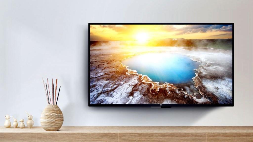 Xiaomi представила 40-дюймовую модель телевизора Mi TV 4A