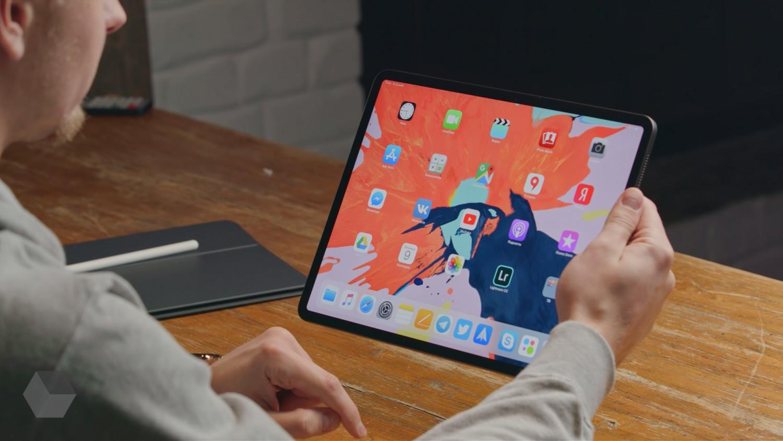 Обзор iPad Pro 2018 — самый крутой iPad13