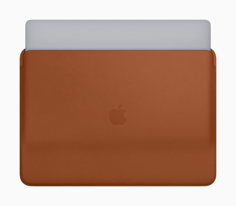 Apple обновила процессоры и клавиатуру MacBook Pro4