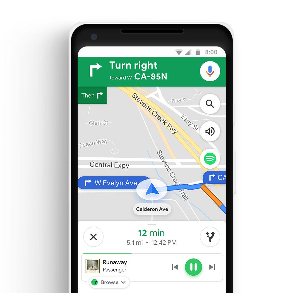 В «Google Карты» добавили отслеживание движения общественного транспорта4