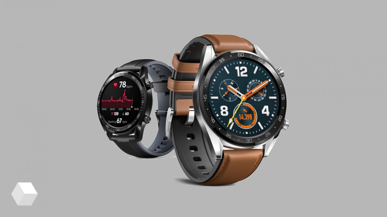 Huawei представила Watch GT 2 в двух версиях