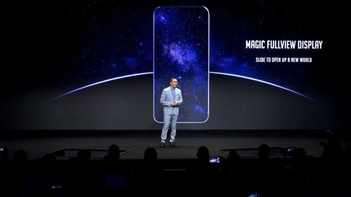 Huawei готовит Honor Magic 2 с Kirin 980