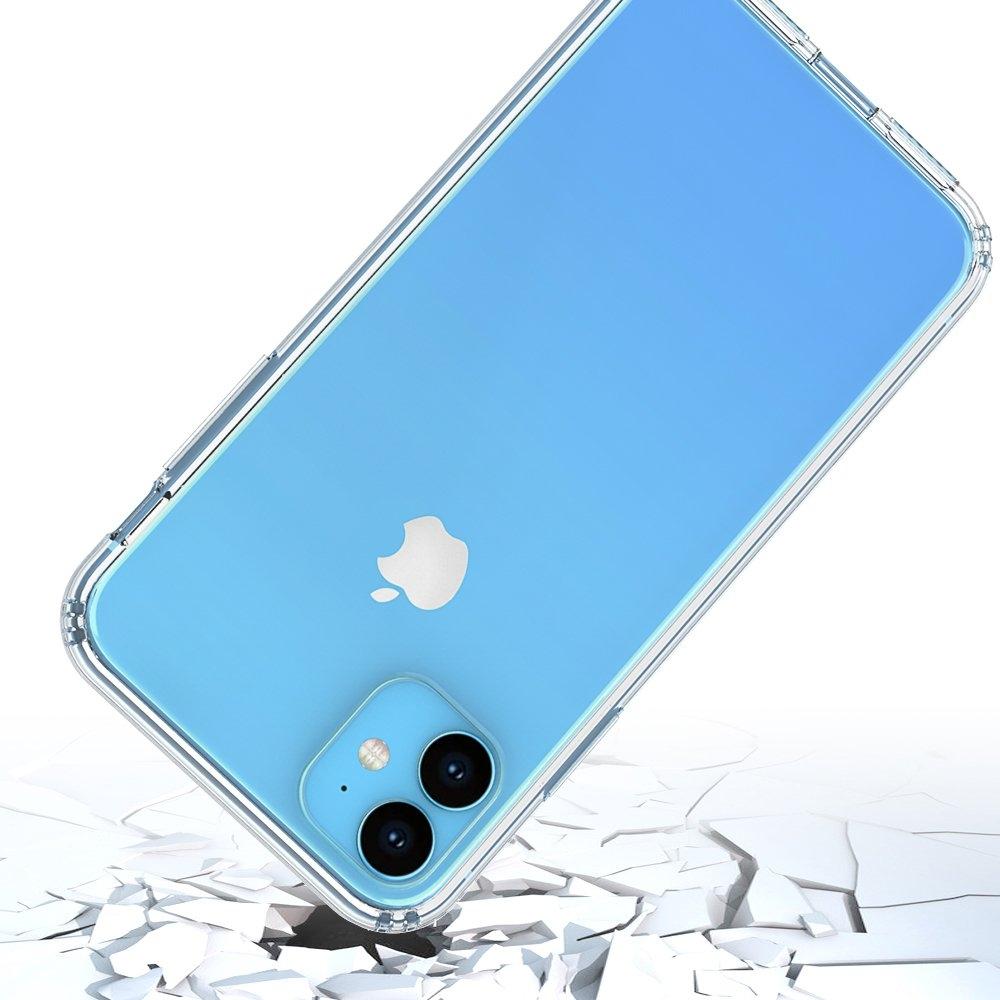 Рендеры iPhone XR 2019 с прозрачным чехлом3