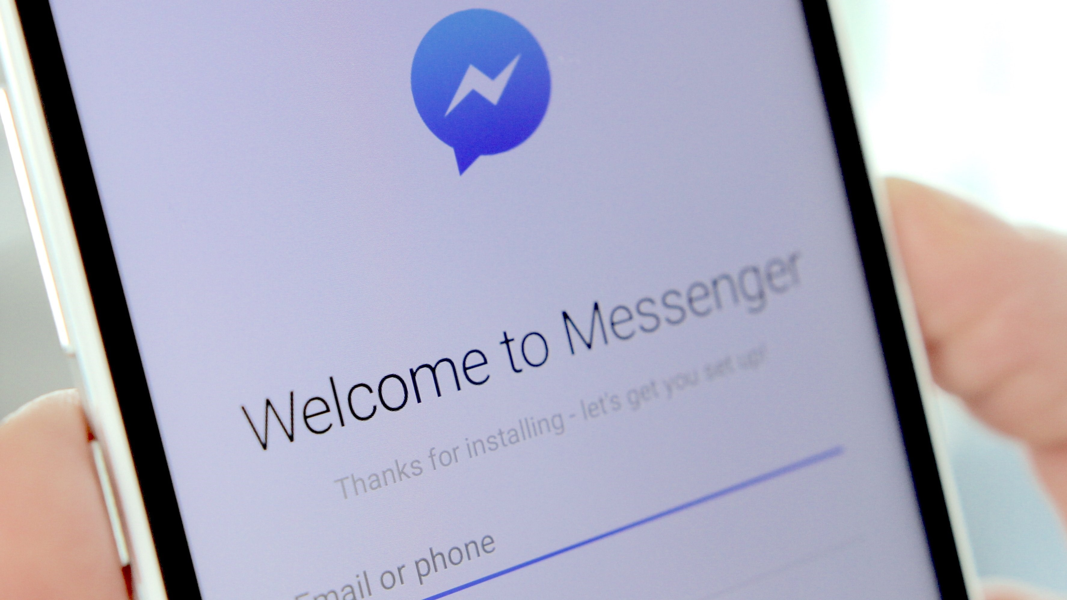 Facebook упростит Messenger в 2018 году