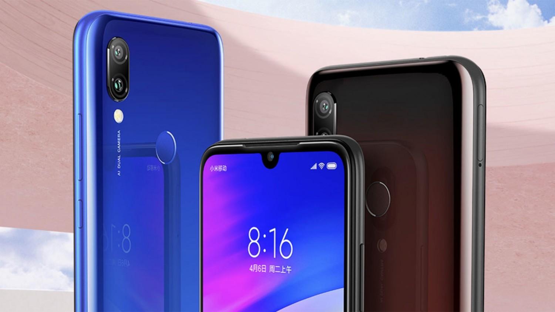 Xiaomi представила бюджетный Redmi 7