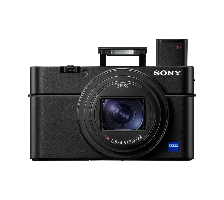 Sony открыла предзаказ на камеру Cyber-shot RX100 VI7