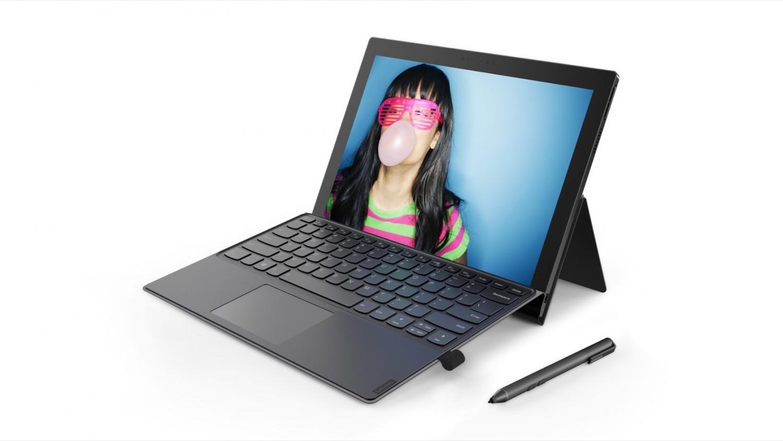 Новый планшет на Windows от Lenovo работает 20 часов2