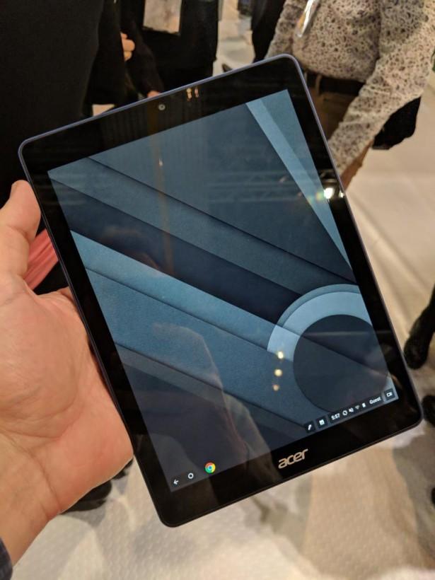 Google разрабатывает Chrome OS для планшетов1