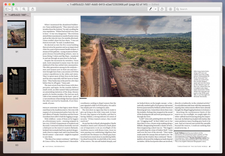 Apple News+ не защищён: журналы можно скачать в PDF, не имея подписки1