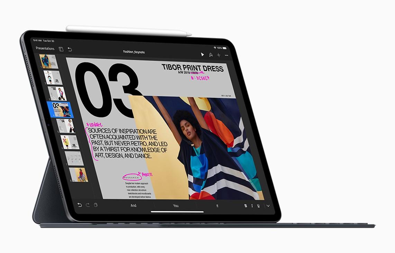 Apple представила новые iPad Pro с Face ID и узкими рамками0