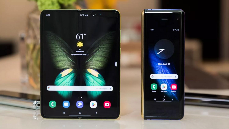 Что говорят журналисты о складном смартфоне Samsung Galaxy Fold