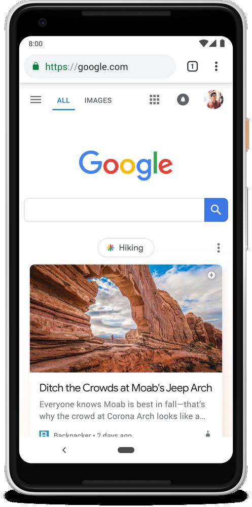 Google перезапустила рекомендательный сервис Feed5