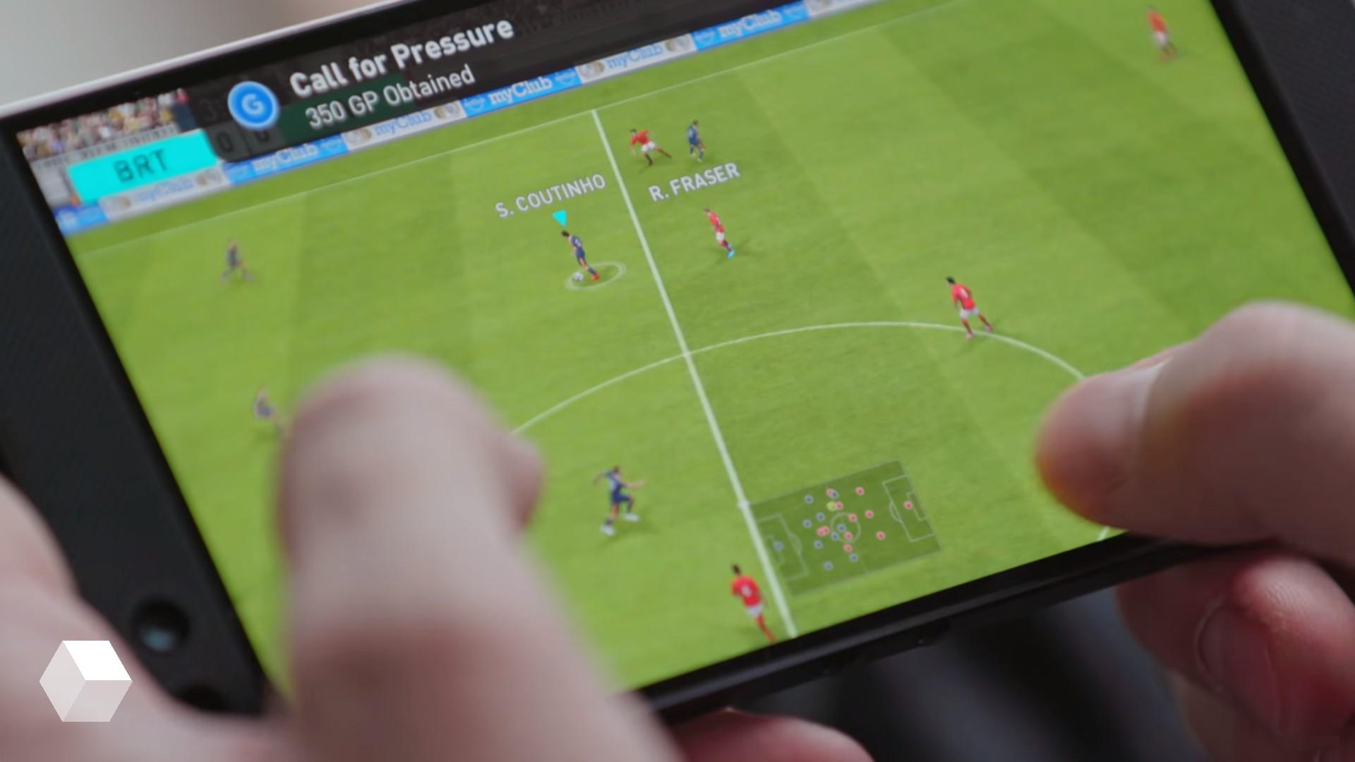 Evleaks раскрыл дизайн Razer Phone2
