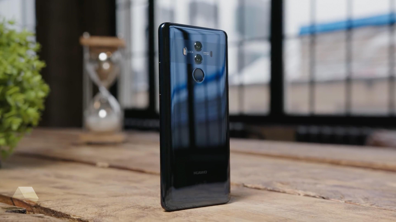 Huawei обновила возможности камер Mate 10 и Mate 10 Pro