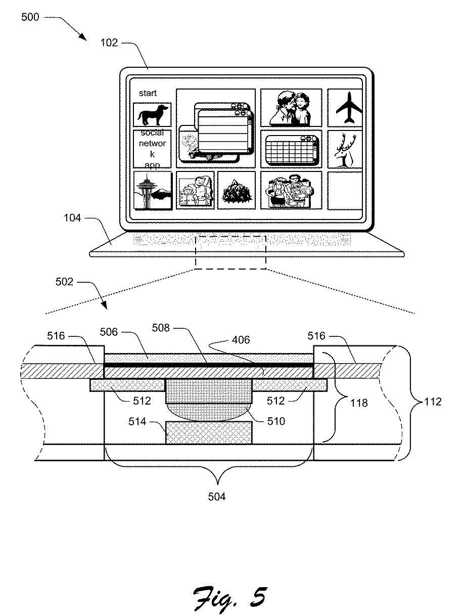 Microsoft запатентовала более тонкую клавиатуру для Surface Pro1