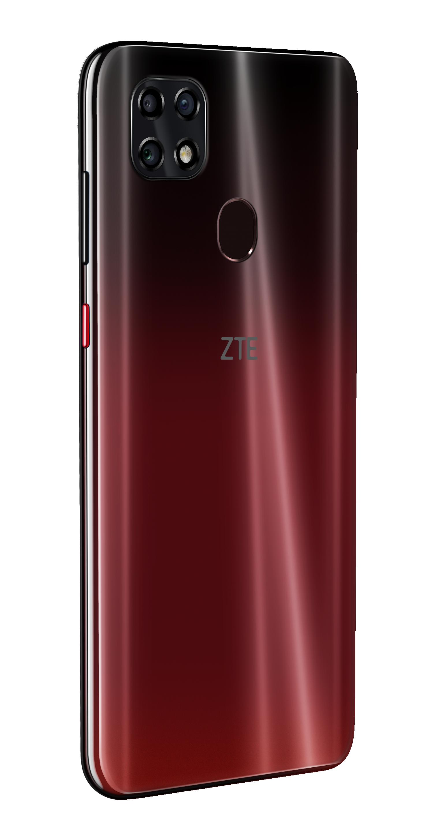 В России начались продажи ZTE Blade 20 Smart с NFC и ёмким аккумулятором3