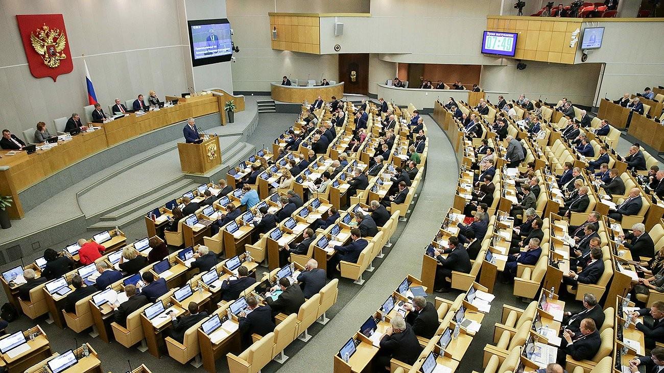 Госдума приняла закон об автономизации рунета в финальном чтении