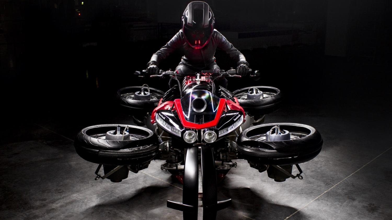 Rozetked Weekly: мотоцикл на реактивной тяге и новинки от Apple6
