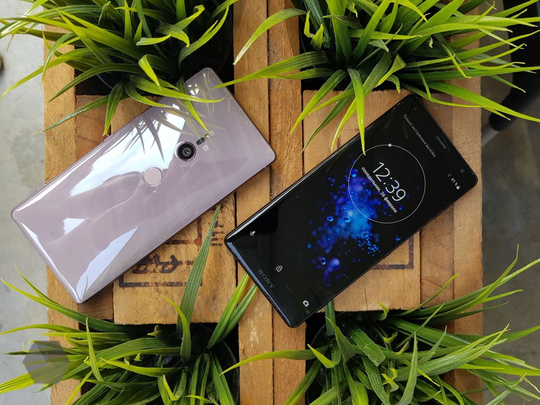 Sony представила Xperia XZ2 и XZ2 Compact9