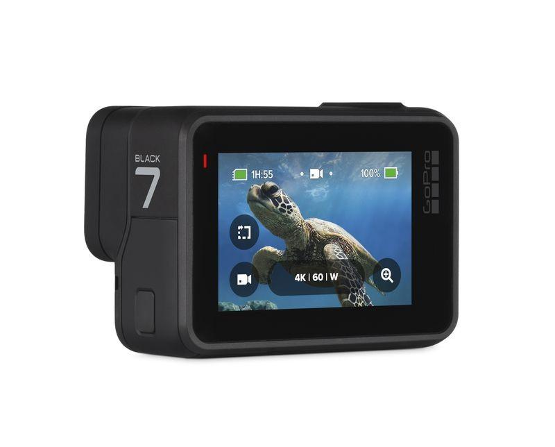 GoPro представила Hero 7 в трёх версиях9