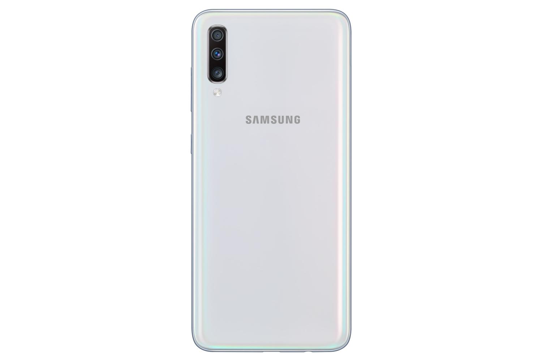 Samsung представила смартфоны Galaxy A40 и A709