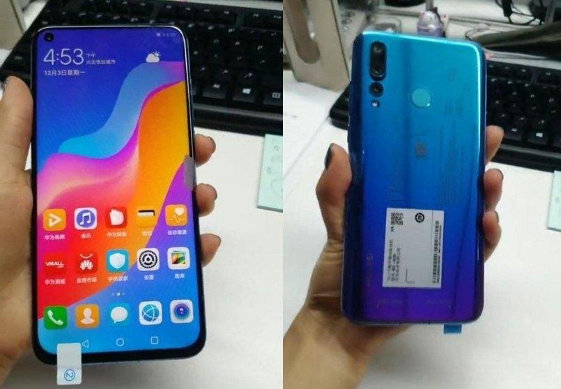 Подробные характеристики Huawei Nova 4 оказались в сети2