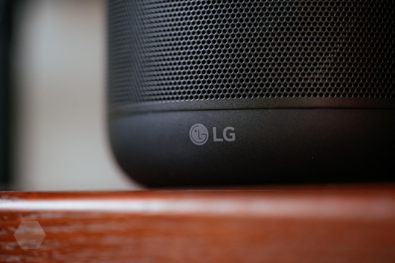 Обзор LG XBOOM AI ThinQ WK7Y: хорошо звучит10