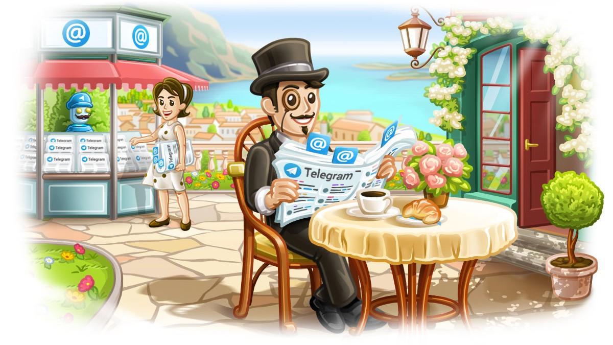Фантомные контакты в Telegram. Что это такое и как с этим бороться?
