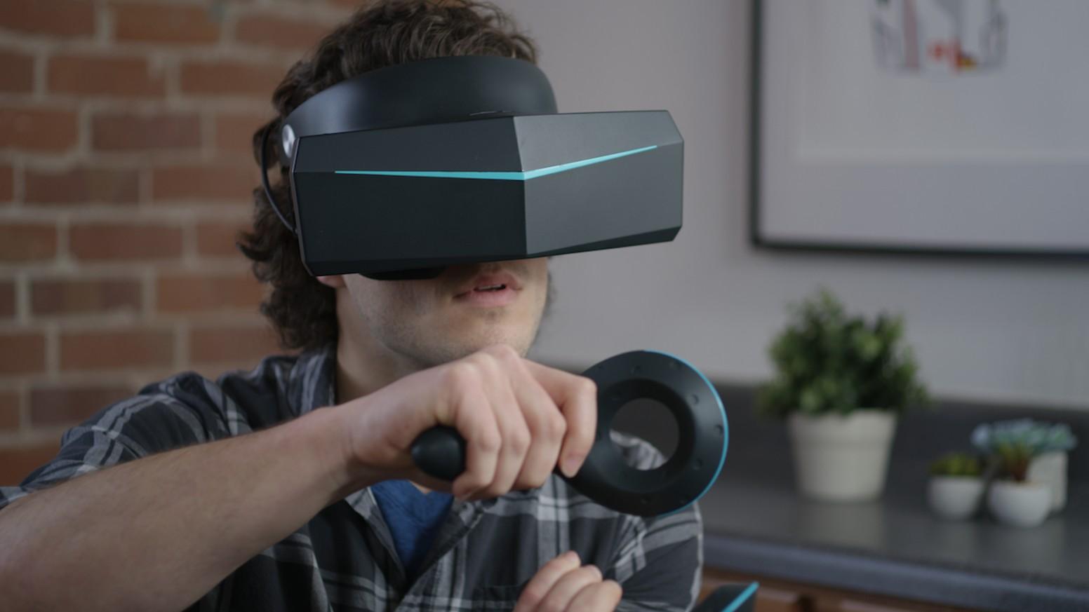 VR-очки с разрешением 8K от китайского стартапа Pimax