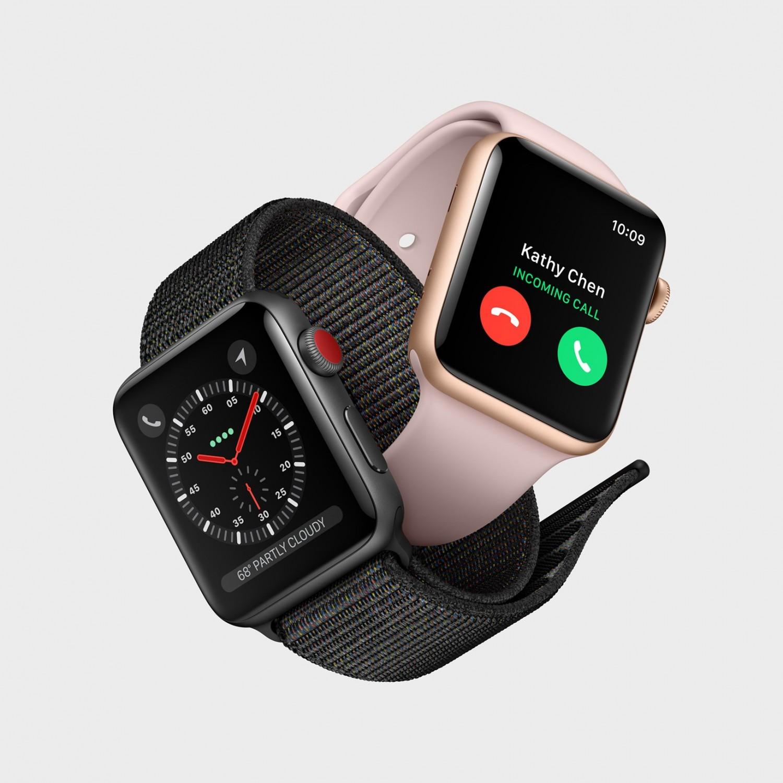 Apple Watch Series 4 выйдут в шести вариантах1