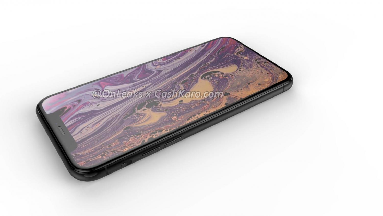 Рендеры iPhone 2019 года с камерой в форме треугольника5