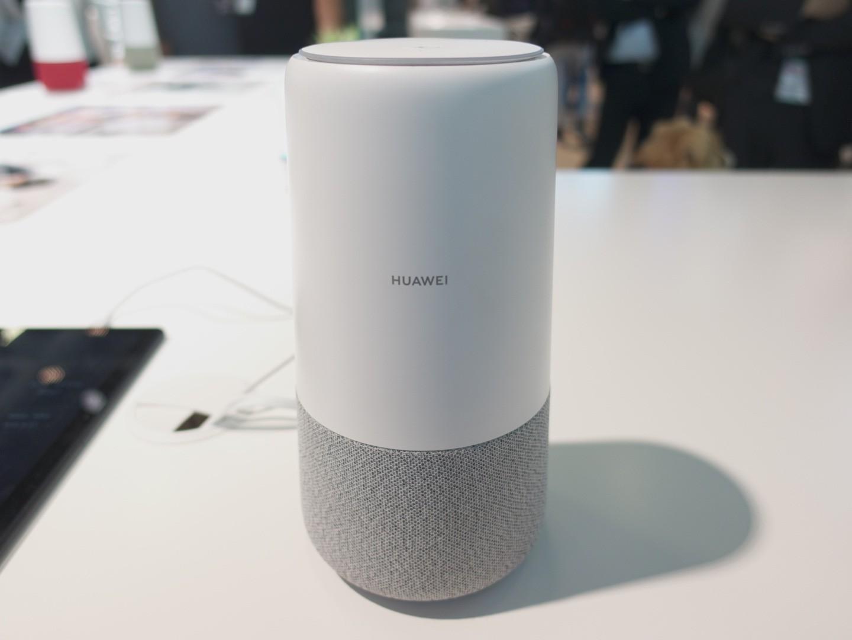 IFA 2018: Huawei представила «умную» колонку с голосовым помощником Alexa