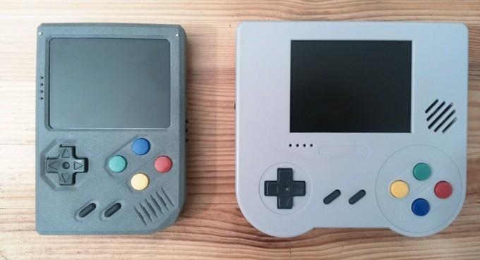 Retro Stone — портативная консоль с играми из детства1