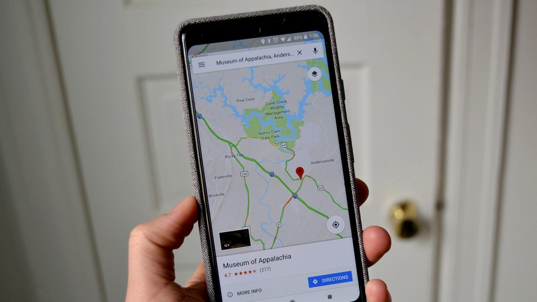«Google Карты» подскажут произношение незнакомых мест на нужном языке