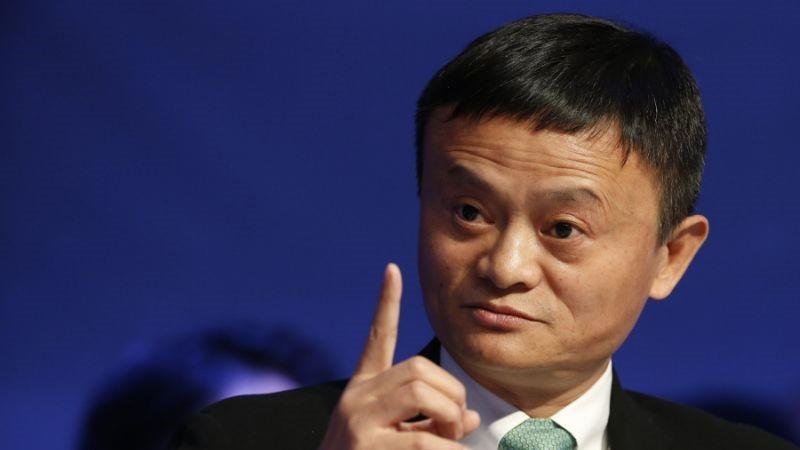 Основатель Alibaba покинет компанию в следующем году