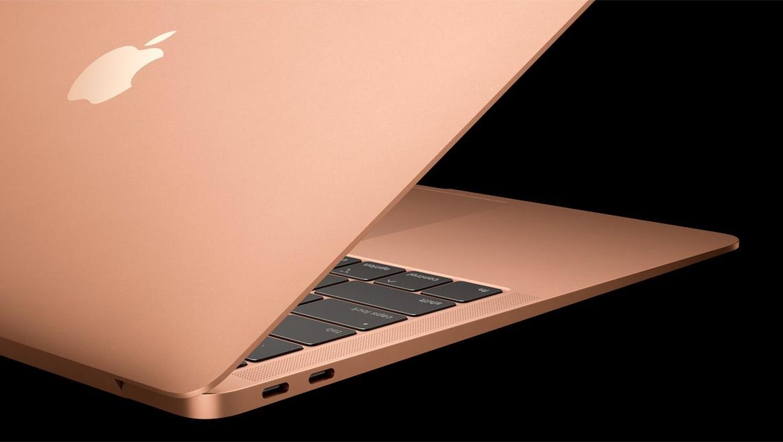 MacBook Air обновился с дисплеем Retina и двумя USB Type-C3