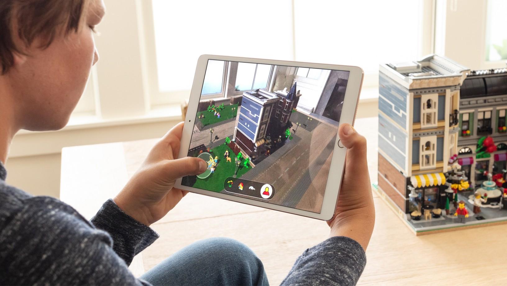 Что ждёт дополненную реальность в iOS 12?