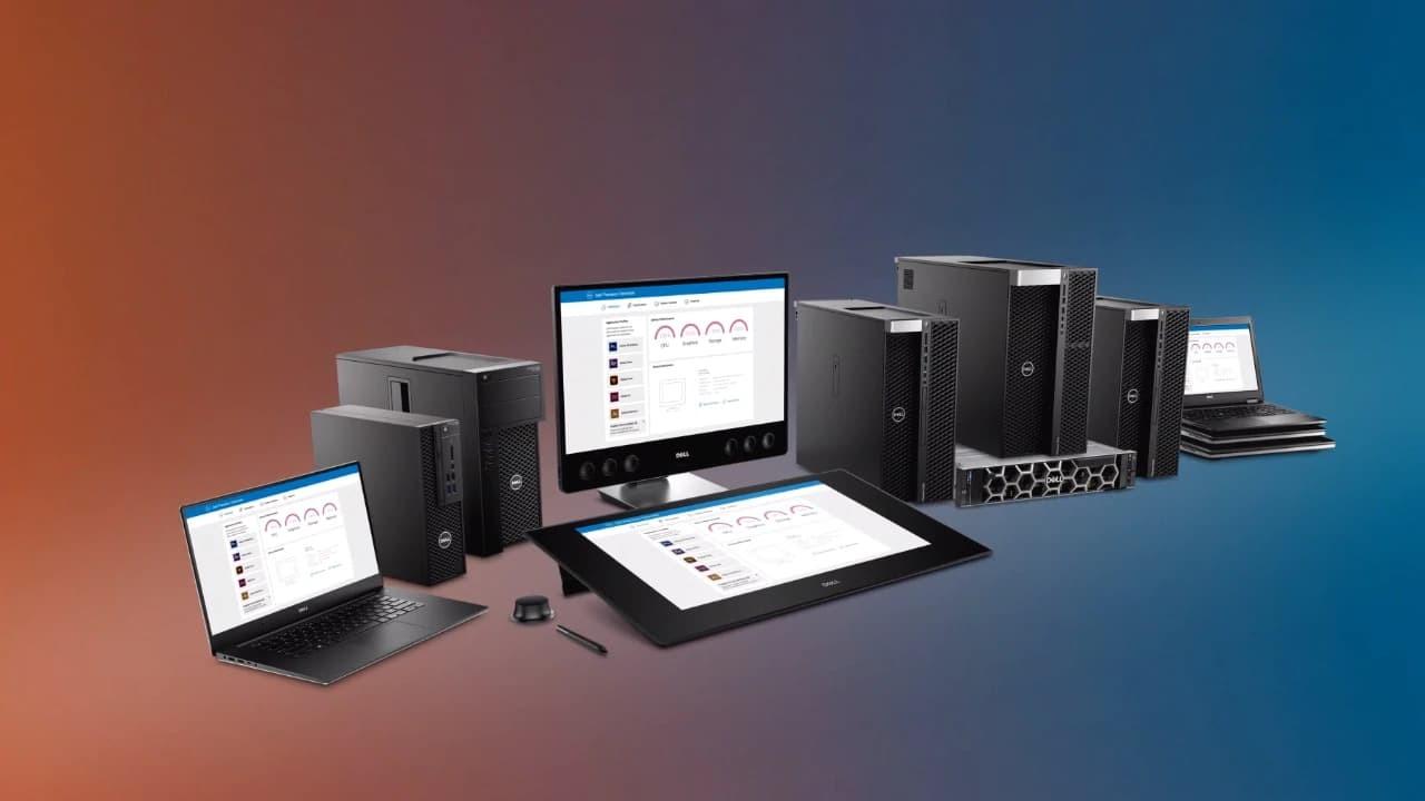 Dell CS Launch в Москве: новые рабочие станции и ноутбуки