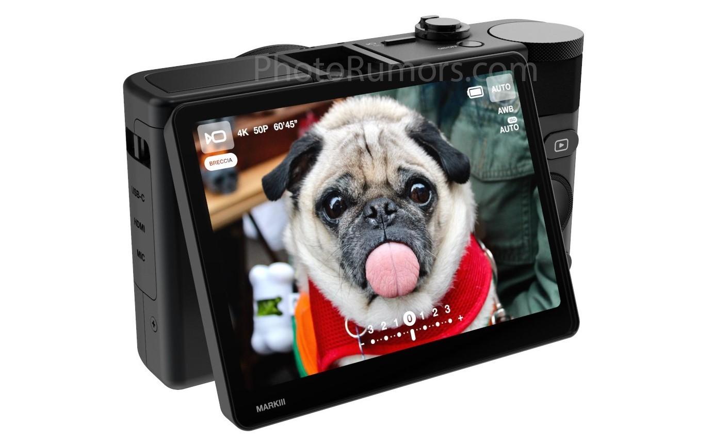 Canon готовит достойного конкурента Sony RX1001