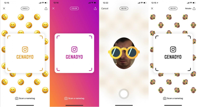 Instagram добавит QR-коды и портретный режим в «Истории»2