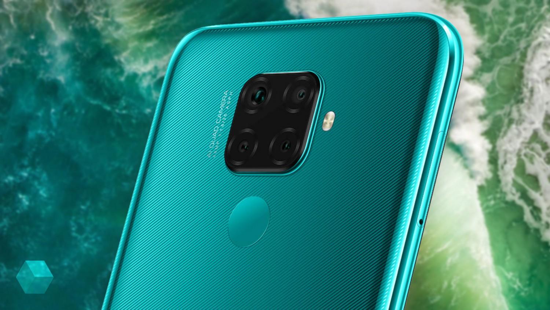 Huawei представила Mate 20 X с поддержкой 5G и Nova 5i Pro с квадрокамерой