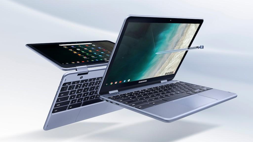 Samsung представила второе поколение Chromebook Plus