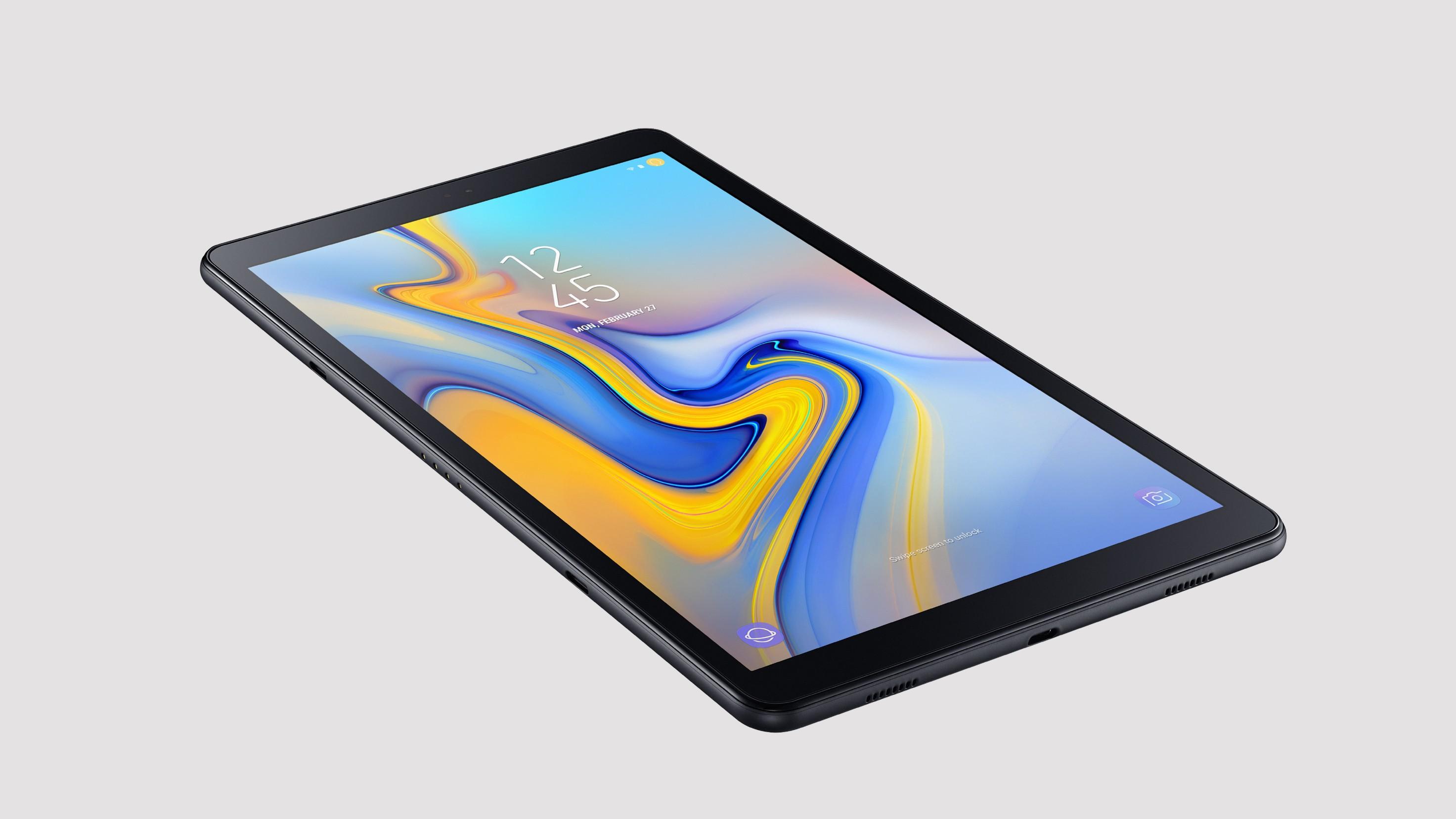 Galaxy Tab A 10,5 официально анонсирован
